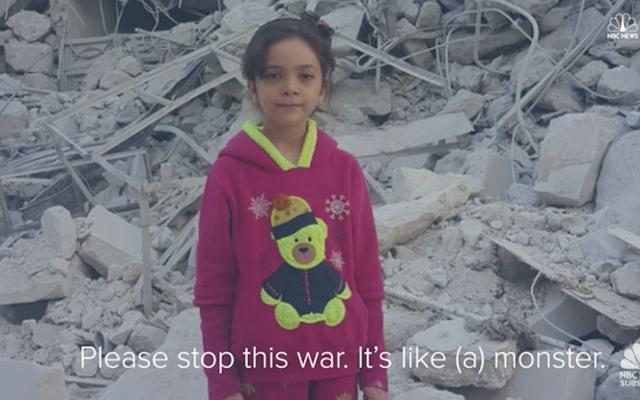 7歳のシリアの女の子に属するTwitterアカウントが削除されました