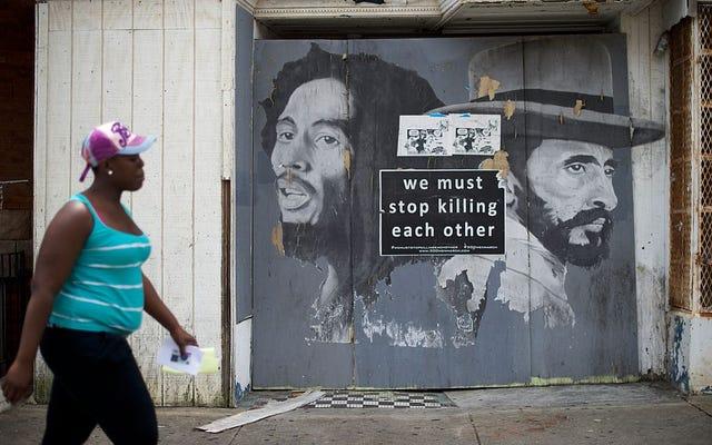 ボルチモアの殺人事件が300に達すると、活動家は別の停戦週末を要求します