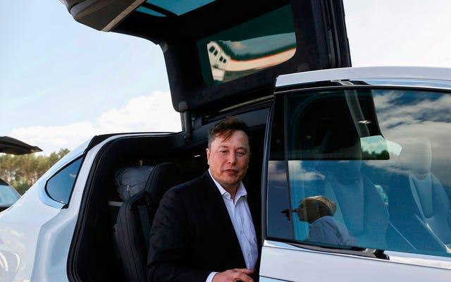 Tesla tiene otro trimestre rentable y comienza a sentir que ha dado la vuelta a la esquina