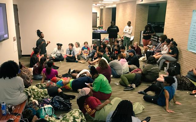 テキサス州立大学と白さの戦争