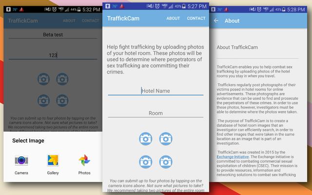 TraffikCam борется с торговлей людьми с помощью приложения, которое вы можете скачать