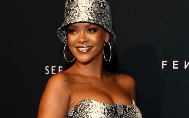 Nude News: Quelle que soit la peau dans laquelle vous êtes, Rihanna vous a couvert cette saison (et couvre Brandy et Monica?)