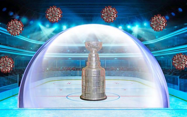 NHLは、同じアイデアであることを除いて、異なるアイデアを持っています