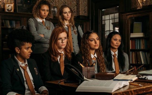 Dans la bande-annonce de Seance, Mean Girls et Ghosts déploient leurs tactiques de peur les plus féroces