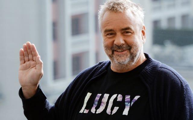 リュック・ベッソンはルーシーの続編に取り組んでいます