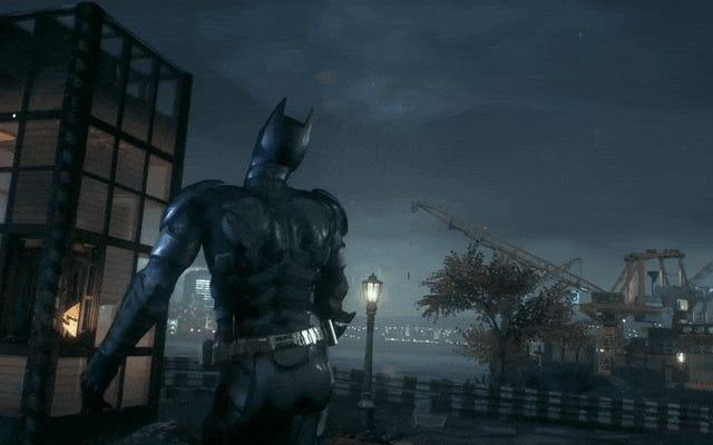 Sesuatu yang menghipnotis terjadi saat Anda menukar Batman dengan Catwoman di Arkham Knight