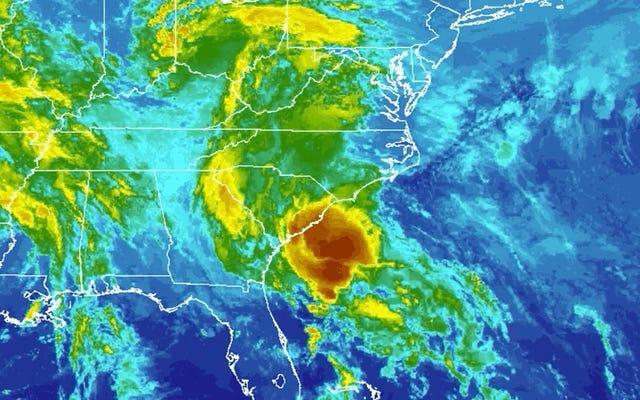 ベルタは今年上陸した最初の熱帯低気圧であり、ハリケーンシーズンはまだ始まっていません