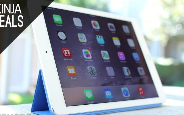 Apple'ın En Yeni iPad'i Bugün 100 Dolar İndirimli