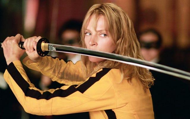 Quentin Tarantino realizza il suo unico vero film d'azione, ed è glorioso