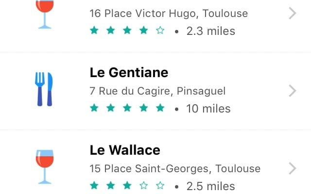 Placeboard для iPhone сохраняет все ваши любимые местоположения в одном месте