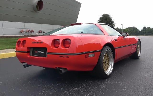 Chevy a construit une Corvette V12 pour affronter la Viper