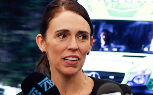 นิวซีแลนด์กำลังมองหาการสนับสนุนทั่วโลกสำหรับคำมั่นสัญญาที่จะต่อต้านเนื้อหาที่หัวรุนแรงทางออนไลน์