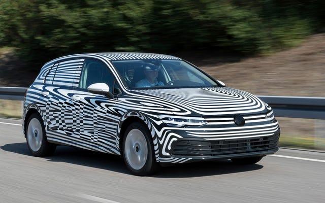 Volkswagen chce, żebyś zapomniał, że widziałeś już nowego Golfa