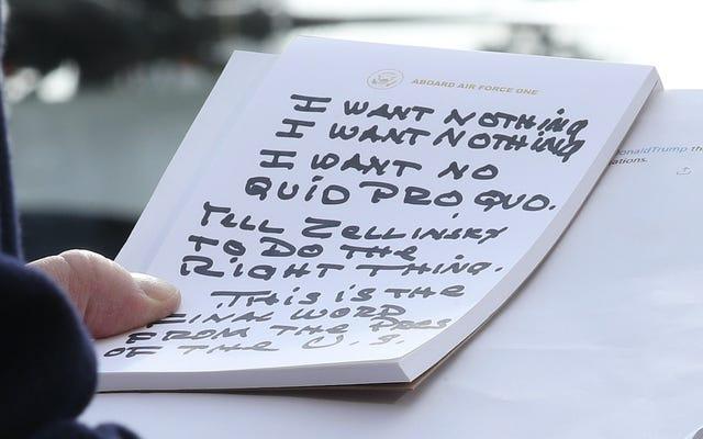 トランプの「私は何も欲しくない」ラモーンズ、モリッシーなどによって歌に変身した暴言