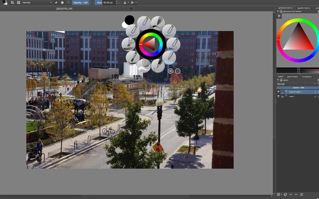 Krita est une alternative Photoshop rapide, flexible et gratuite conçue par des artistes