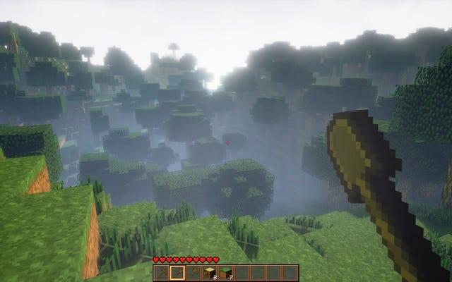 Unreal Engine 4は、Minecraftが完璧であるために欠けている唯一のものです