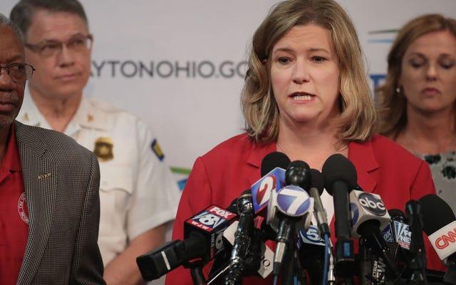 This Is America: Dayton, Ohio, Walikota Mengalami Peningkatan Keamanan Setelah Perselisihan Publik Dengan Trump