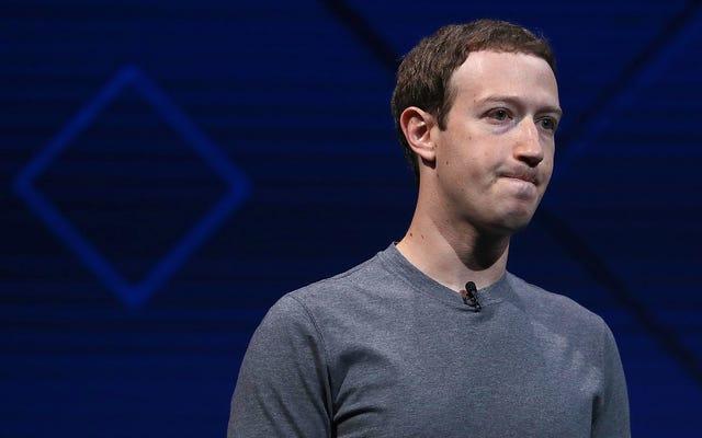 Mark Zuckerberg ส่งอีเมลถึงนักวิจารณ์ชาวเมียนมาร์ของเขาโดยตรงพวกเขาเปิดเผยต่อสาธารณะ