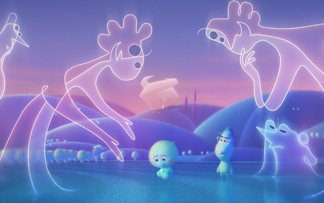 Soul, daha önceki ve daha derin Pixar'ın tatlı bir karışımı