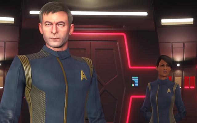 Kapitan Lorca powraca (po raz pierwszy) w tym ekskluzywnym zwiastunie sieciowym Star Trek