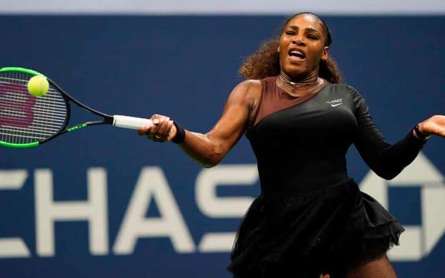 Serena Williams avanza alle semifinali agli US Open