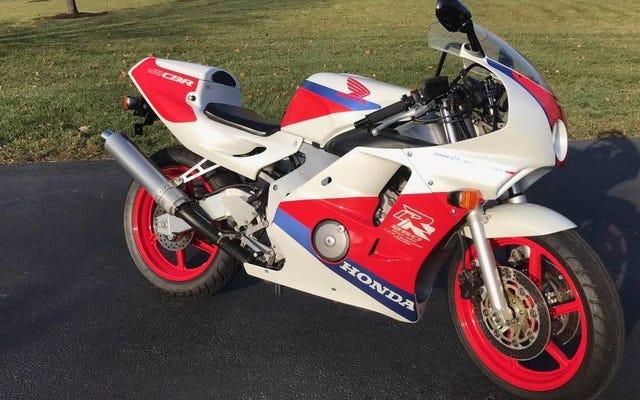 Honda CBR250RR - мотоцикл Формулы-1, звучащий как автомобиль, о котором вы даже не подозревали