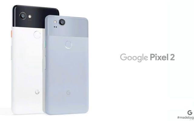 Pixel 2: lo que necesita saber sobre los nuevos teléfonos Android principales de Google