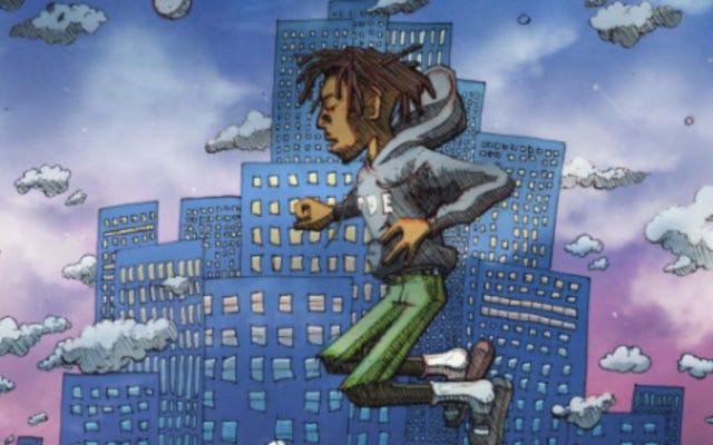 Album baru Isaiah Rashad yang sederhana dan mengagumkan adalah klasik rap Selatan