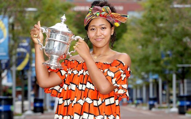 大坂なおみが2回目の全米オープンで優勝し、ブラック・ライヴズを代表するという大きなメッセージを送ります