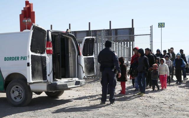 ทรัมป์ส่งผู้อพยพไปยังเมืองเขตรักษาพันธุ์ในขณะที่ DHS ขอความช่วยเหลือจากกระทรวงกลาโหม