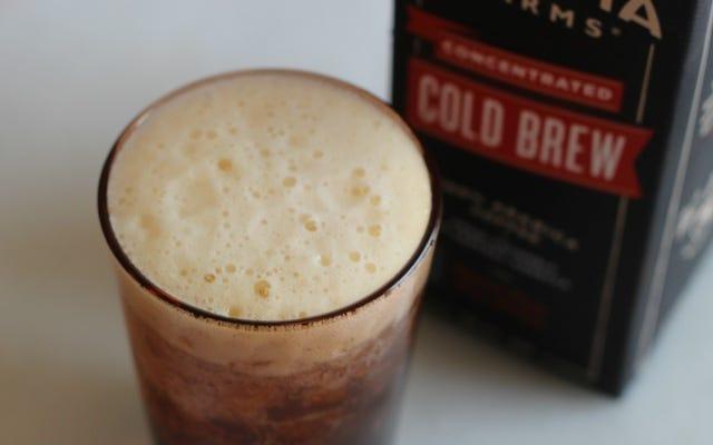 Как приготовить самое вкусное холодное газированное пиво