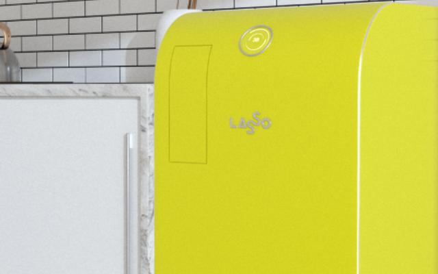 Il robot lazo vuole rendere più facile il riciclaggio a casa