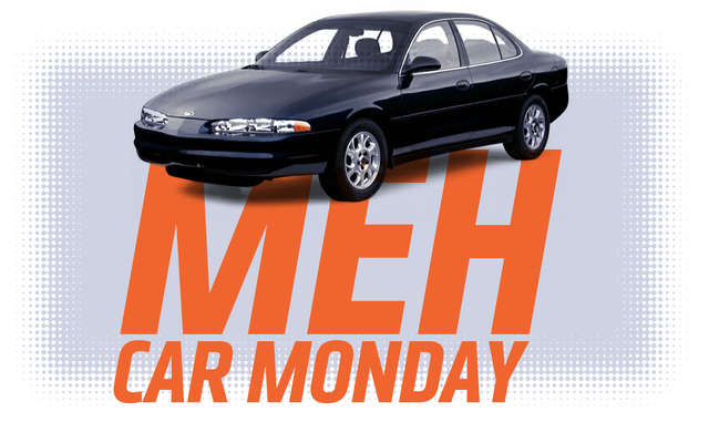 Meh Car月曜日:ひどく誤った名前のオールズモビル陰謀
