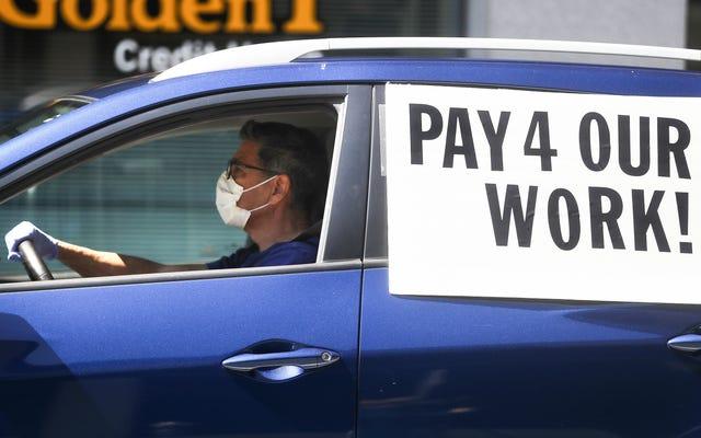 Pengukuran Suara Dogshit dari Uber dan Lyft Berhasil