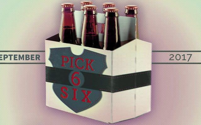 Quanto dovrebbe essere indipendente la birra artigianale? (Più 6 da bere questo mese)