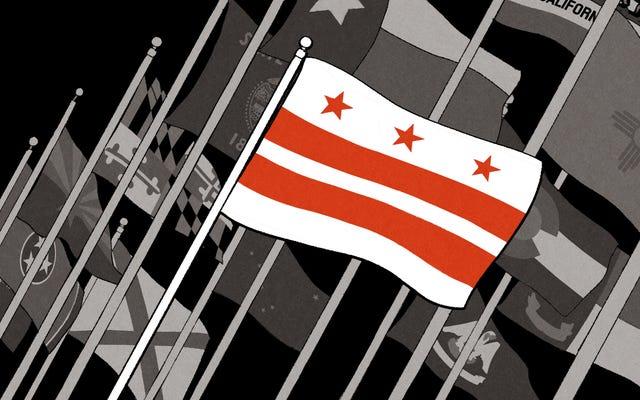 Que signifierait l'état de Washington, DC?