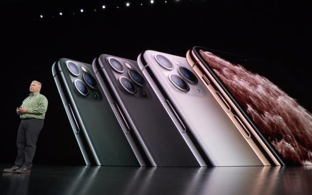iPhone 11 Pro:Appleのスーパーエクストラプレミアムトリプルカメラ付き携帯電話の新機能
