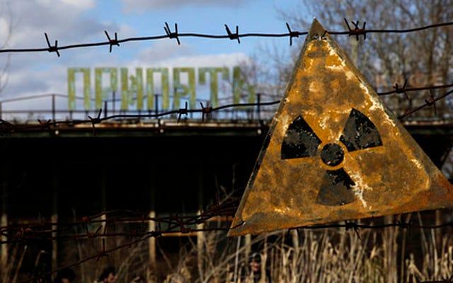 Le lait de Tchernobyl est toujours radioactif, trente ans après l'effondrement