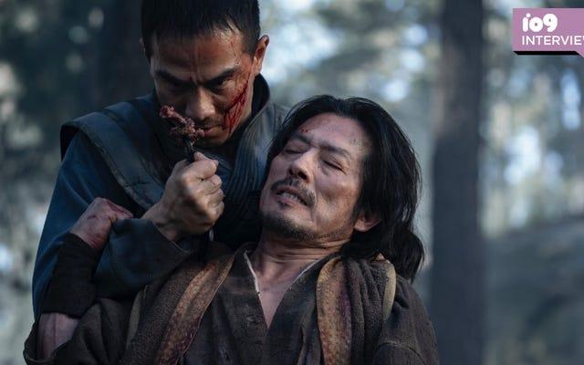 Les stars de Mortal Kombat croient que la diversité du film lui donne une résonance supplémentaire