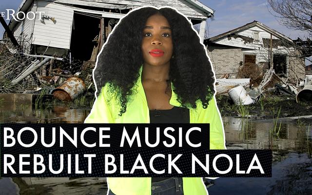ビッグバウンスバック:ハリケーンカトリーナが黒人ニューオーリンズを荒廃させたが、バウンスミュージックは街を復活させるのに役立った