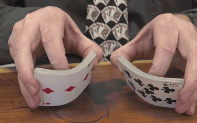 Trò ảo thuật đơn giản nhất bạn có thể học với một chút toán học