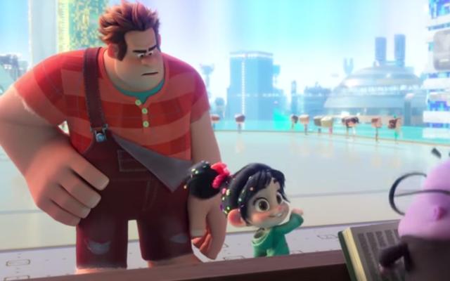 Trailer baru untuk Ralph Breaks The Internet: Wreck-It Ralph 2 telah hadir, dan itu ... tidak bagus