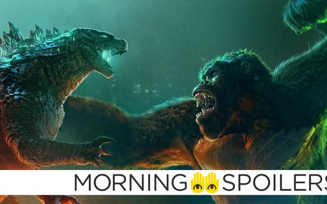 न्यू गॉडजिला बनाम कांग मर्च फिल्म के सच्चे खलनायक पर एक नज़र डालती है