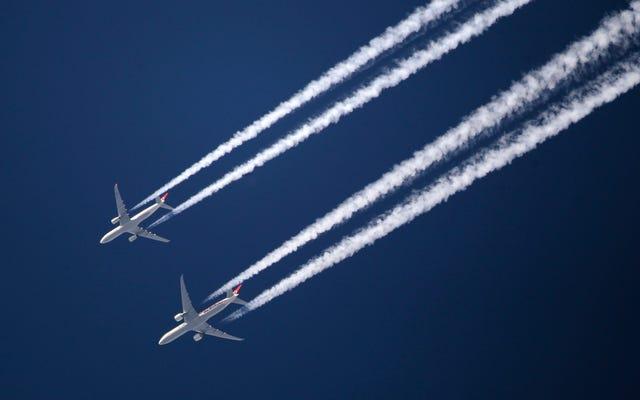 Cómo la sombría organización de aviación de la ONU podría invertir un esfuerzo clave para combatir el cambio climático