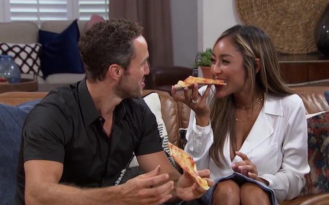 Jedzenie, które nie zostało zjedzone w The Bachelorette, ostatnie wydanie: Love pizza