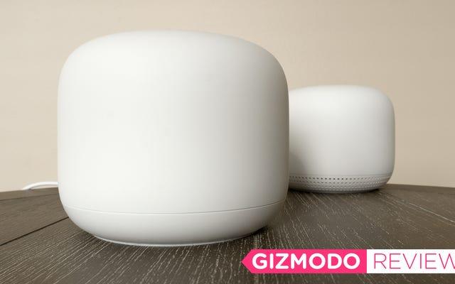 Google Nest Wifi es todo el enrutador que la mayoría de la gente necesita