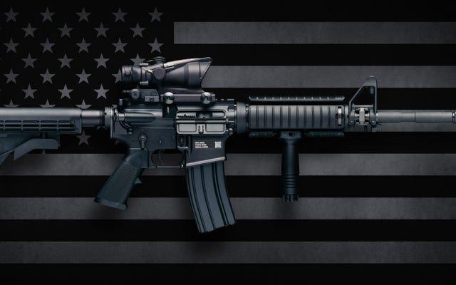 Mungkin Amerika Dapat Memecahkan Masalah Senjatanya dengan Menggunakan Sumber Daya Alam Kita yang Paling Berlimpah — Rasisme