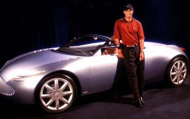L'investissement de neuf ans de Buick dans Tiger Woods a été ruineux pour tout le monde sauf le golf