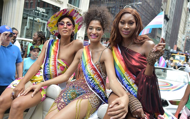 誇りに思うこと:ニューヨーク市がワールドプライド2019のスターをちりばめたお祝いを主催しました