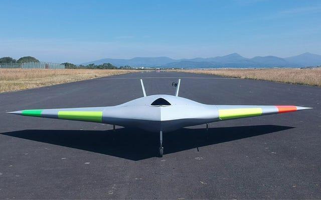 Pesawat Eksperimental Menunjukkan Ledakan Supersonik Udara Dapat Menyederhanakan Cara Kita Mengemudikan Pesawat